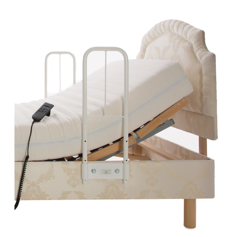 Clamprail Bed Lever - Side Grab Rail for adjustable beds 2
