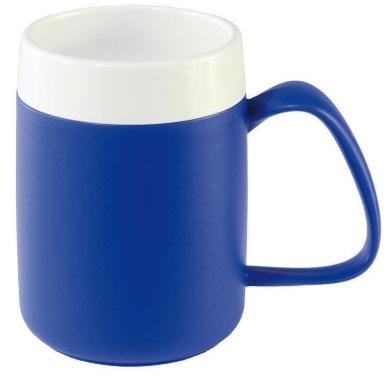 Two Handled Mug With Internal Cone Living Made Easy