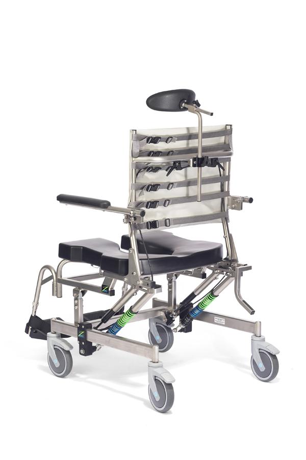 Raz At600 Rehab Heavy Duty Tilt In E Shower Commode Chair