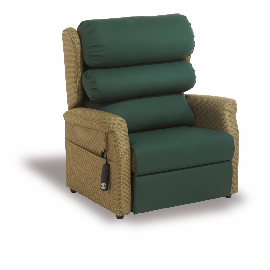 40 Stone Bariatric Dual Motor Rise And Recline Chair