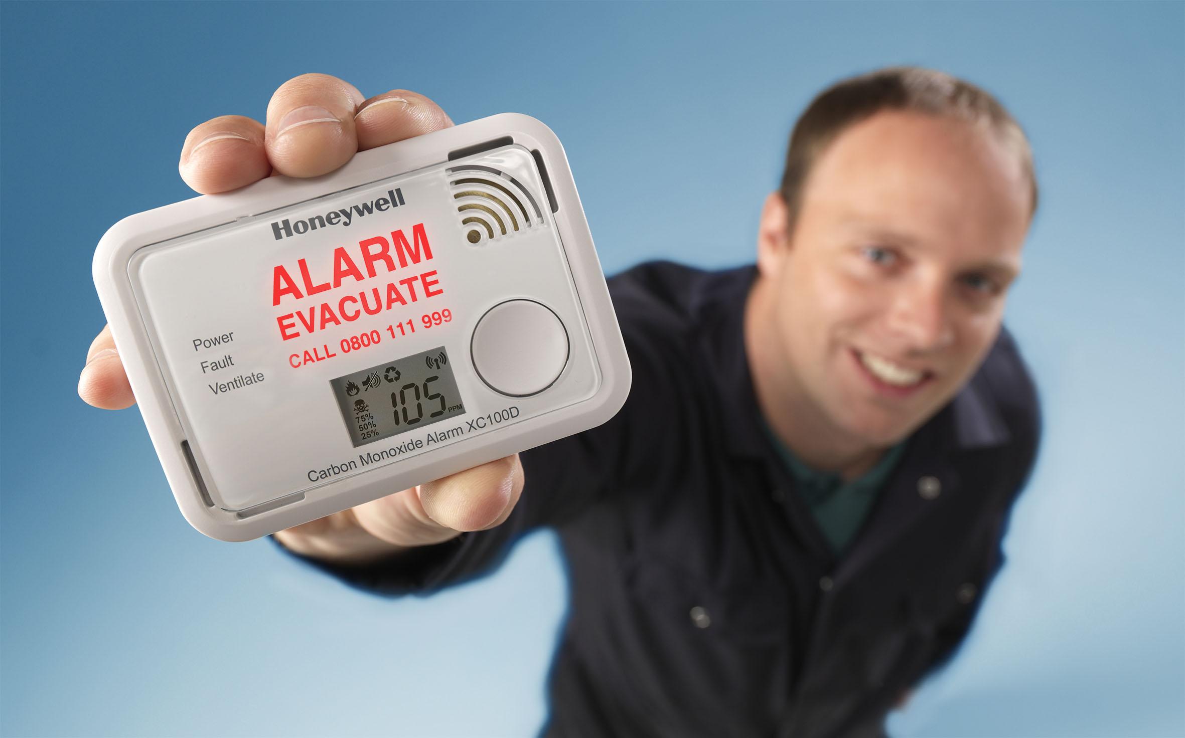 Honeywell Xc100den Gas Detector