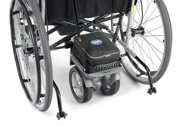 TGA Wheelchair Powerpack Plus 2