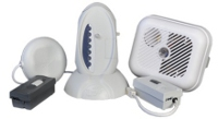 Silent Alert Complete System Pack 7 For Deaf And Hard Of Hearing People