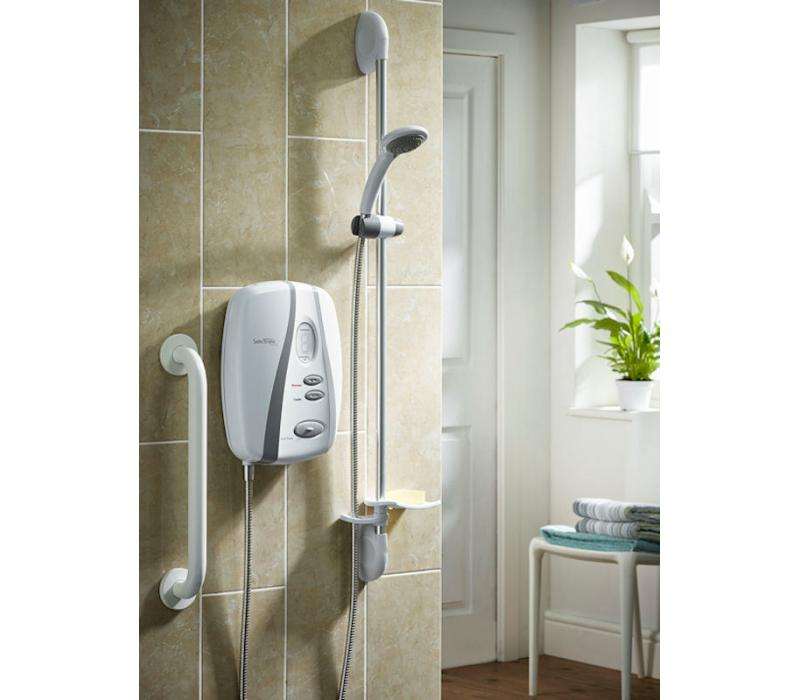 Selectronic Premier Shower With Pump 1