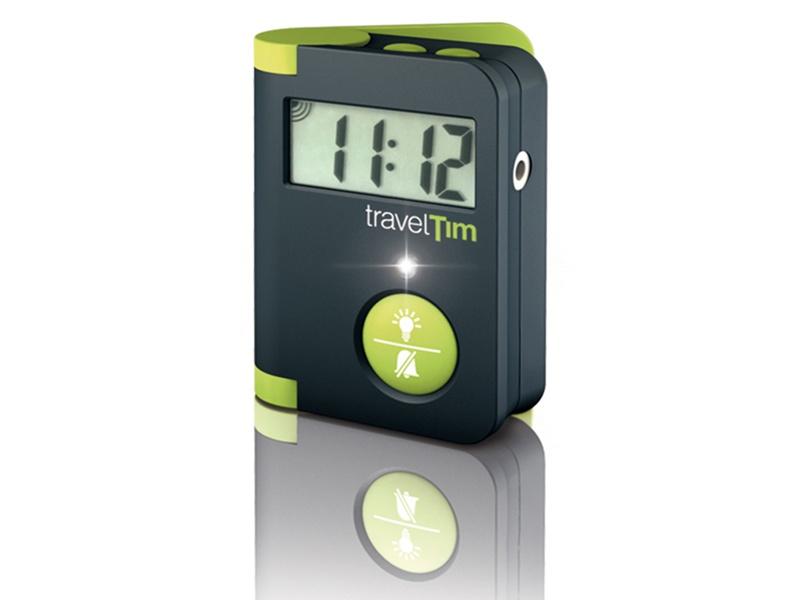 Traveltim Portable Alarm Clock 1