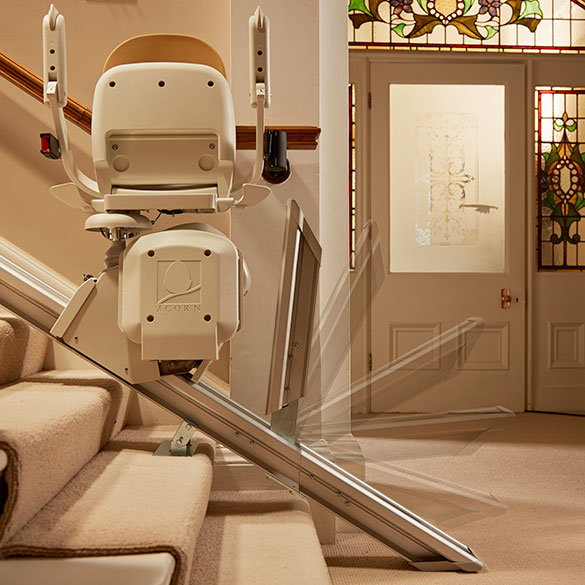 Acorn 130 Straight Stairlift Living Made Easy