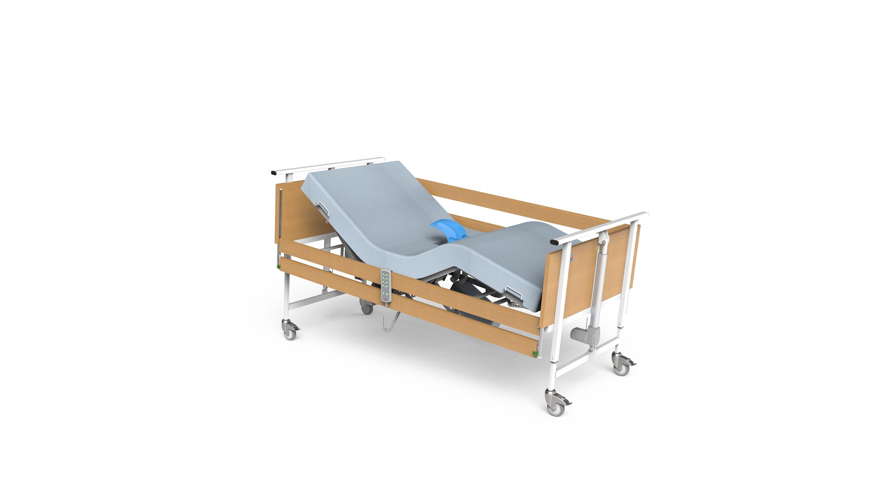 Solaticare Abe Care Bed