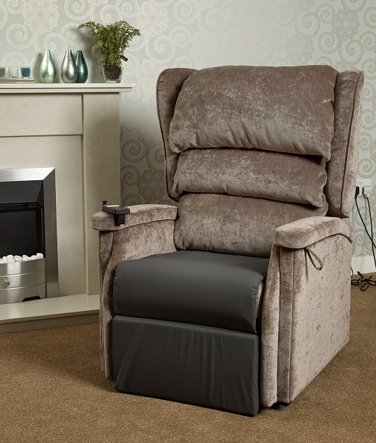 Configura Rise And Recline Chair Living made easy