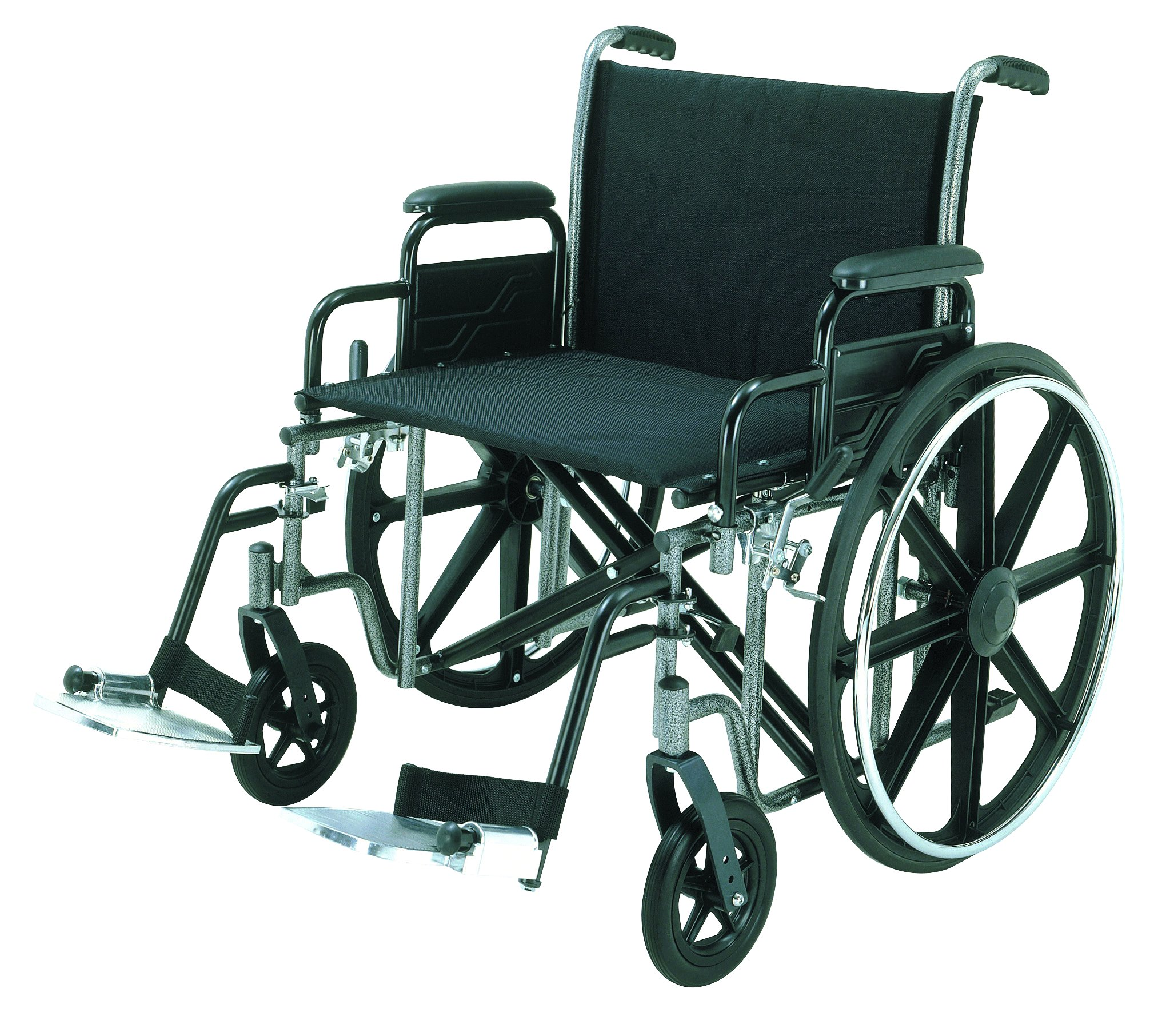 Roma Heavy Duty Self-propelled Wheelchair