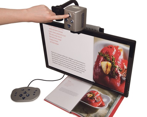 Optelec Multi-view Video Magnifier