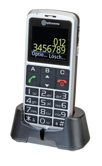 Powertel M8000 Easy To Use Mobile Phone