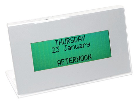 Abilia Night And Day Electronic Calendar