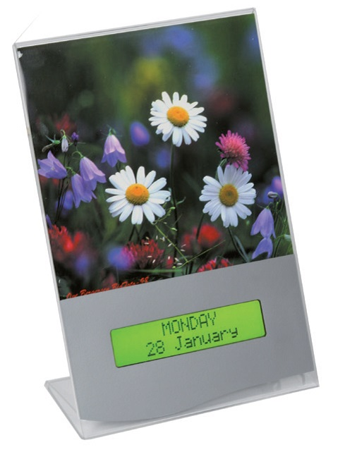 Abilia Forget-me-not Electronic Calendar 1