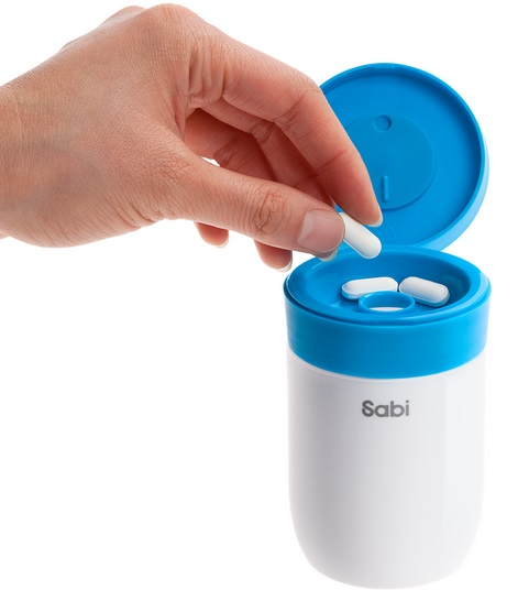 Shake Pill Dispenser