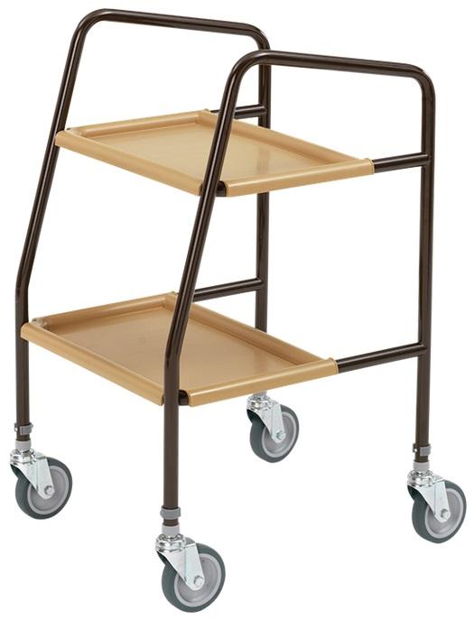 Adjustable Height Trolley 1