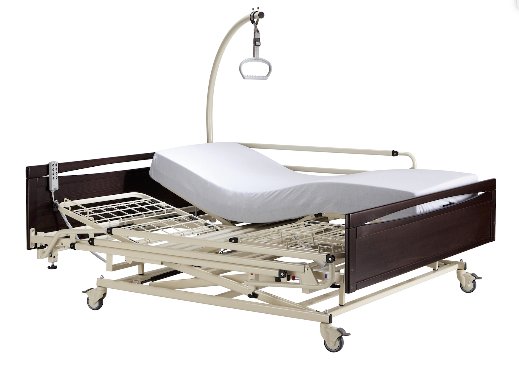 Adjustable Beds That Raise And Lower : Twin altera height adjustable profiling bed living made easy
