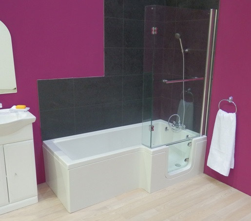 Savanna Walk In Shower Bath