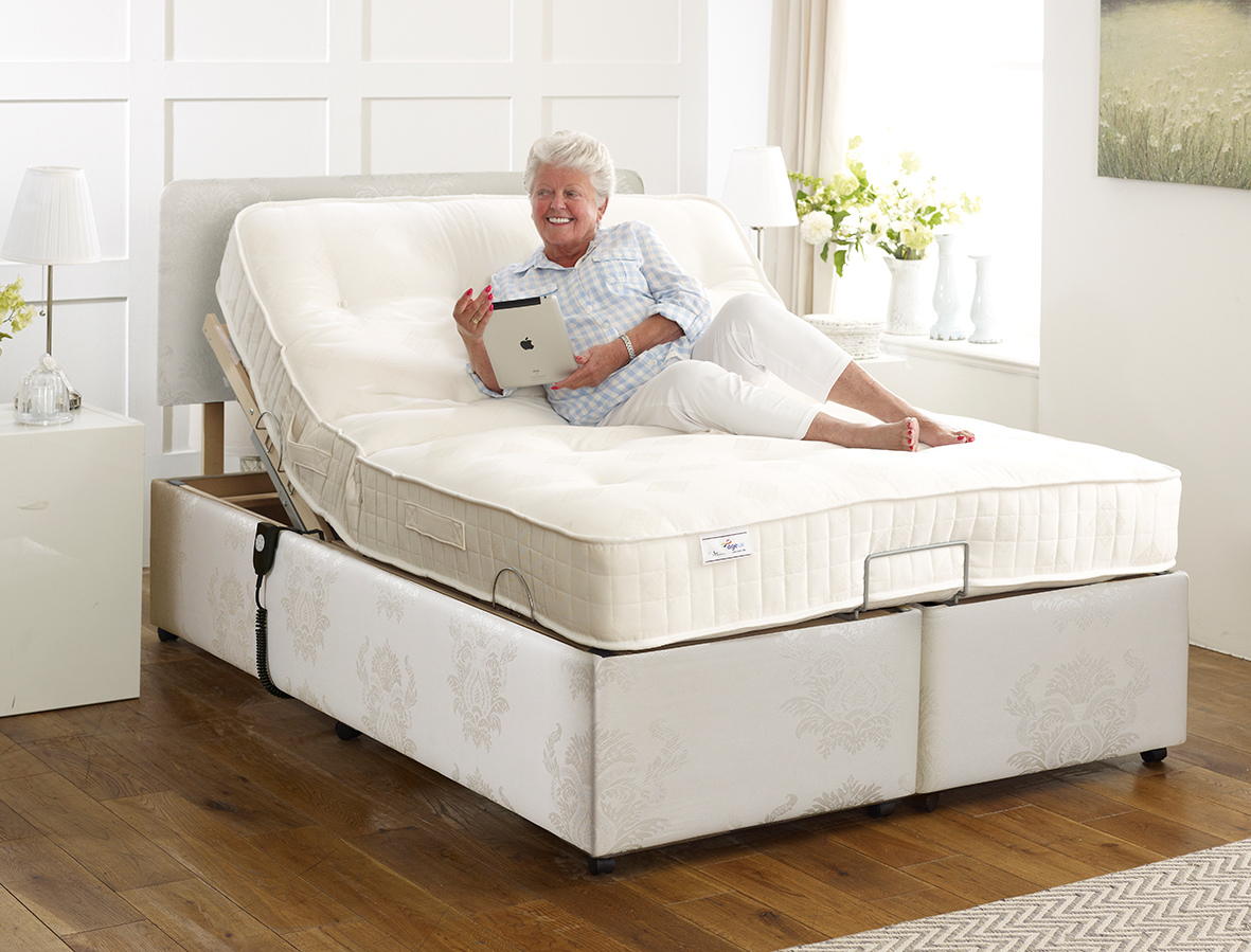 Age Co Buckingham Adjustable Bed From Theraposture ...