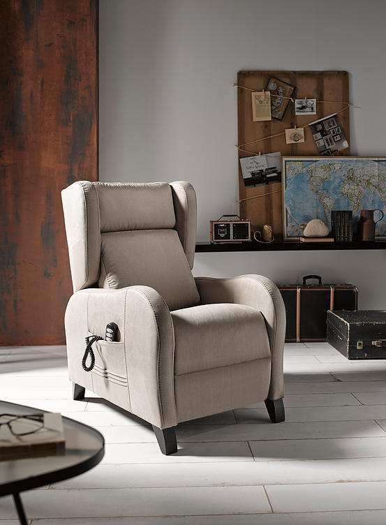 Finchley Manual Recliner Living Made Easy