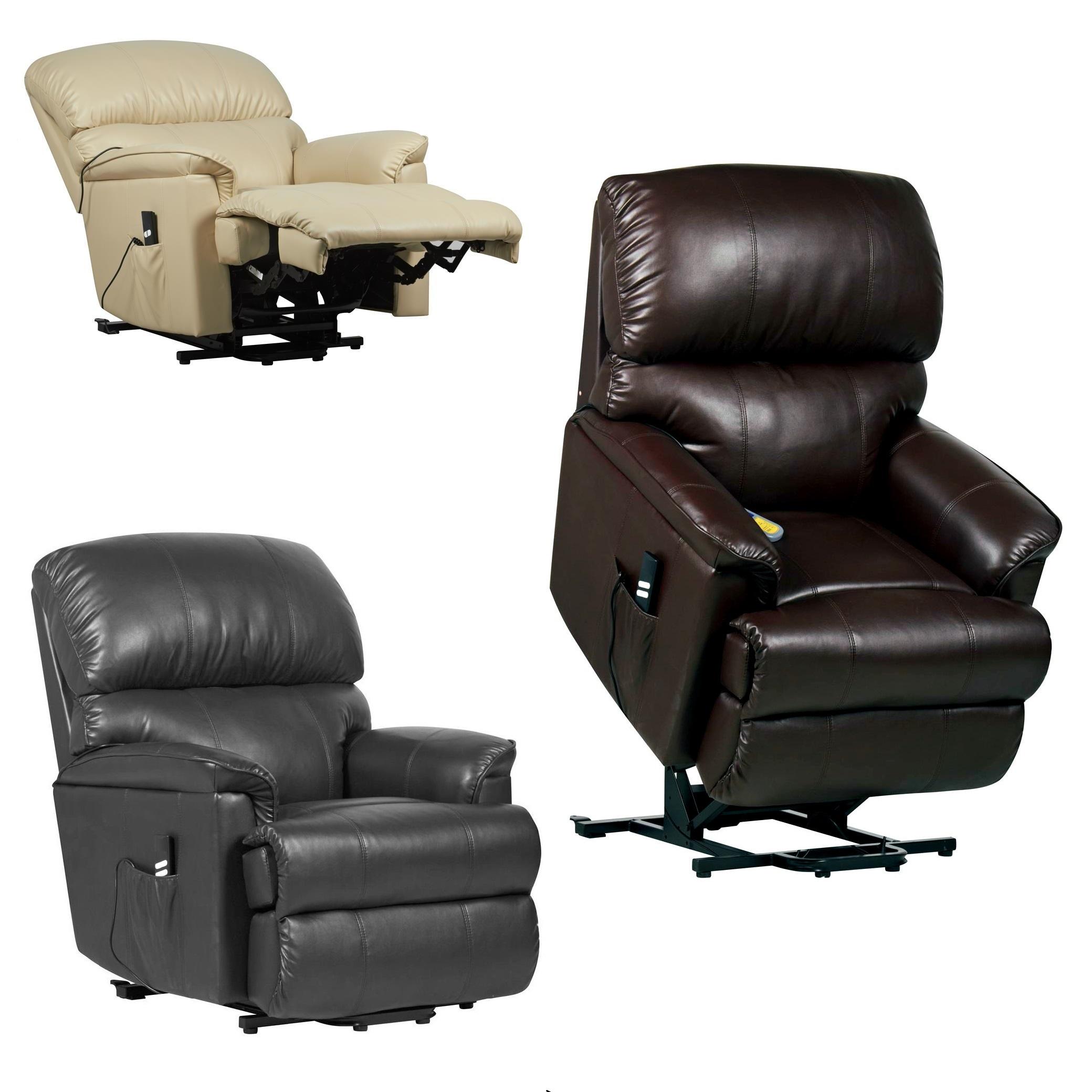Canterbury Dual Motor Riser Recliner Chair