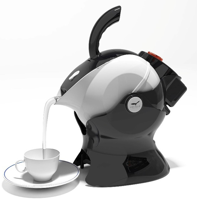 Uccello Kettle And Tipper 3