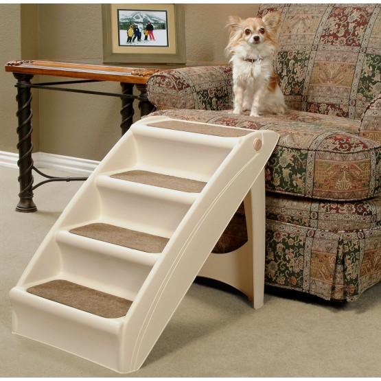 Foldaway Pupstep Plus Pet Stairs 1
