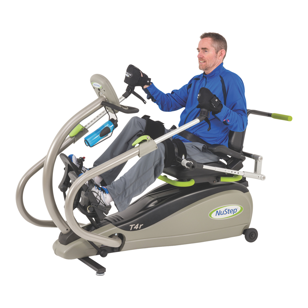 Nustep T4r Recumbent Cross Trainer Living Made Easy