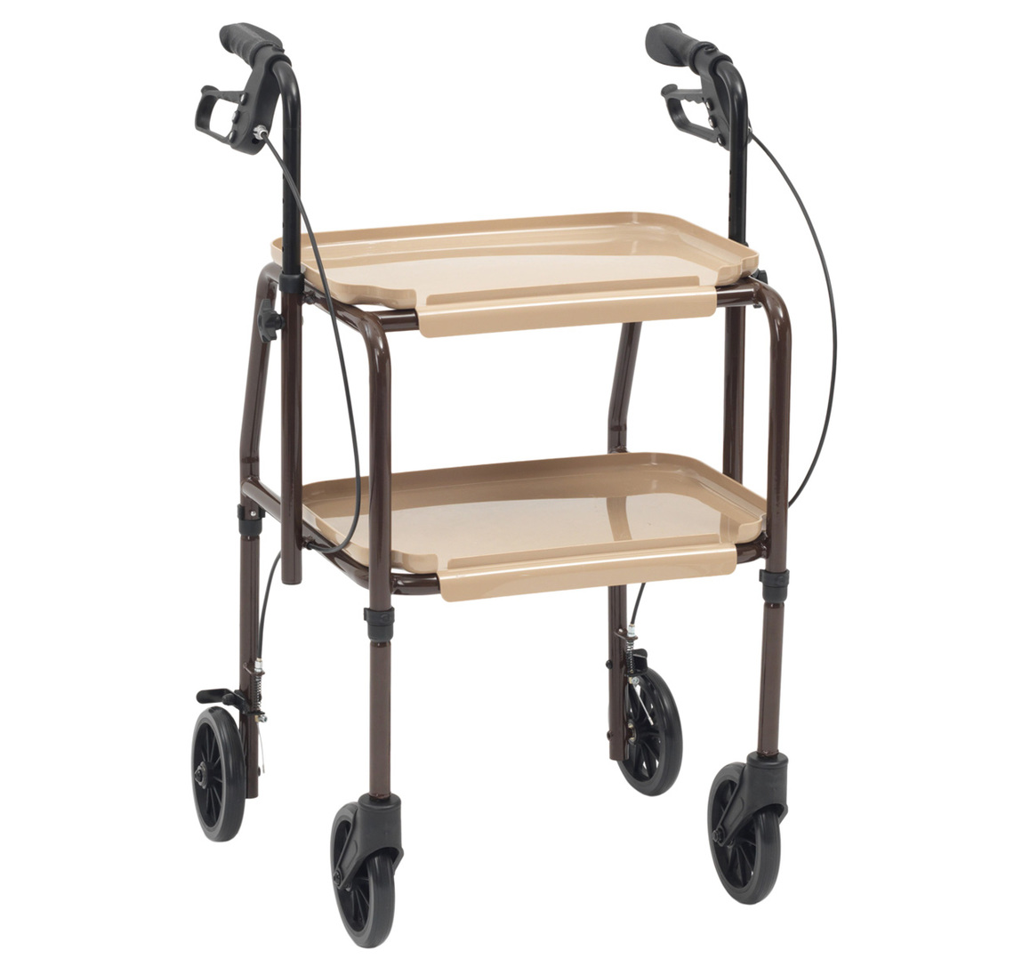 Handy Trolley With Brakes 1
