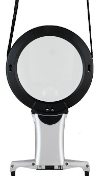 Starmag Led 2x Neck Magnifier With Stand