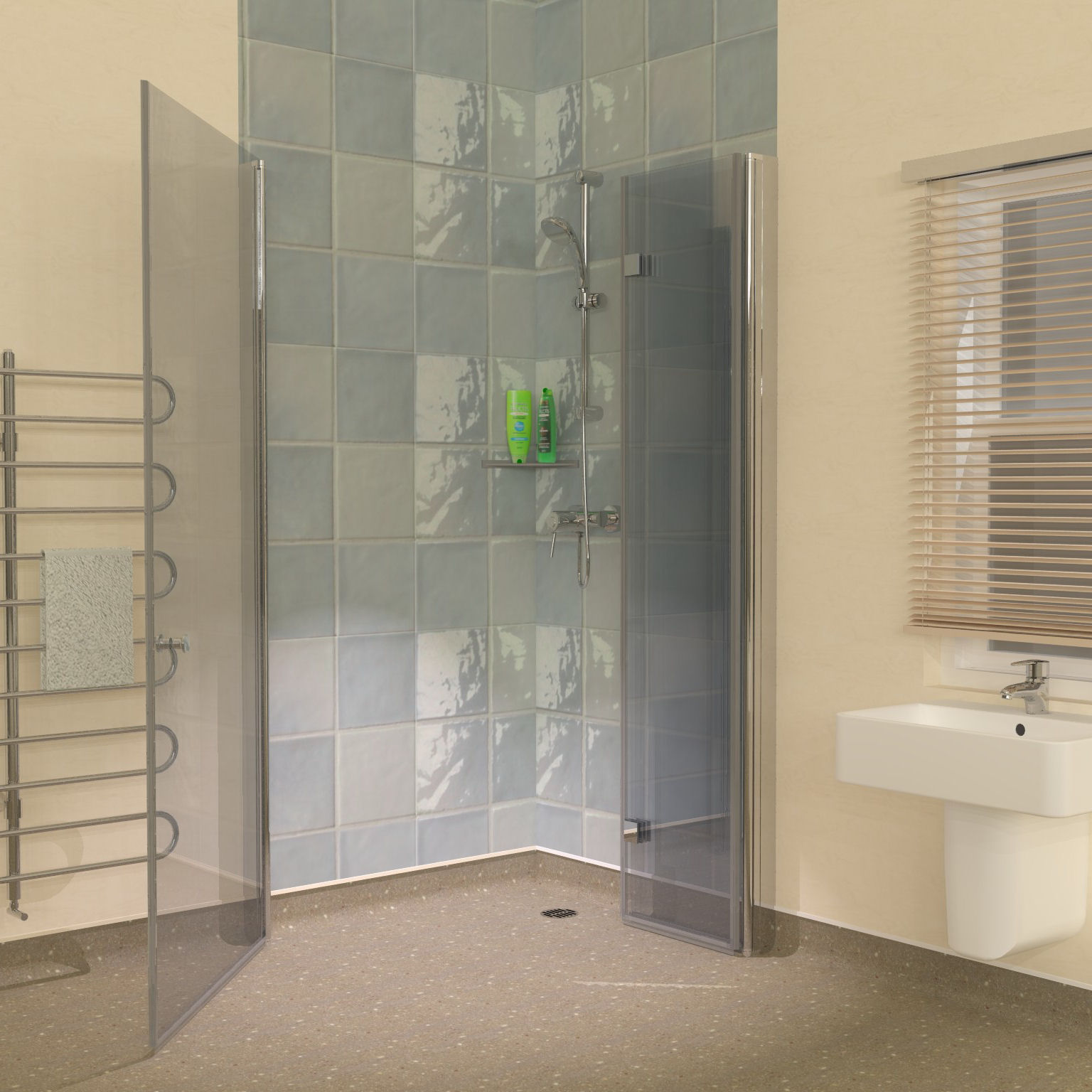 Easy Access Wet Room Shower Screens Living Made Easy