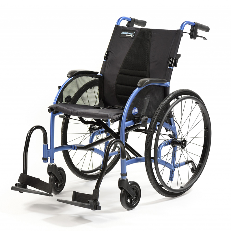 TGA Strongback Foldable Wheelchair