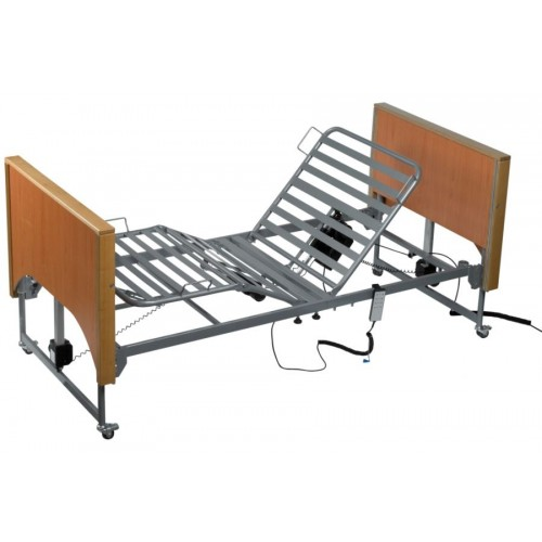 Island At Standard Counter Height Eating Section Dropped: Harvest Woburn Low Profiling Bed
