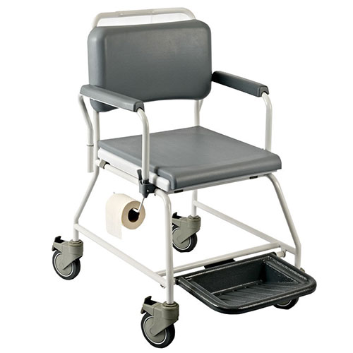 Latest product - Wheeled Shower Commode Chair