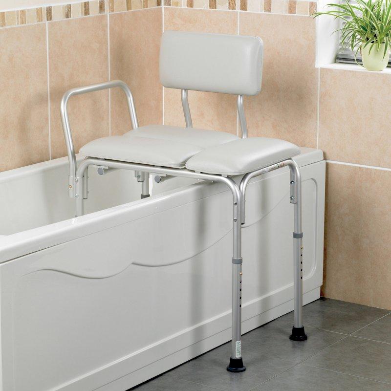 Transfer Bath Bench - Living made easy
