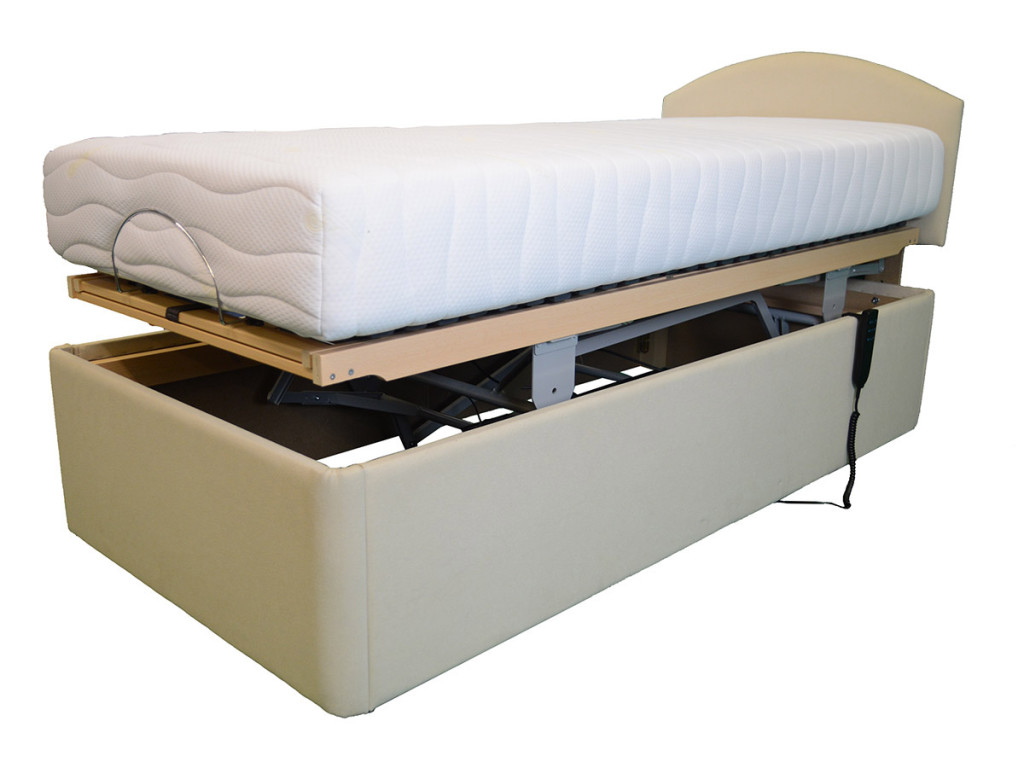 Abberley Home Care Profiling And Lifting Bed 1