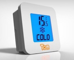 tom digital room thermometer living made easy