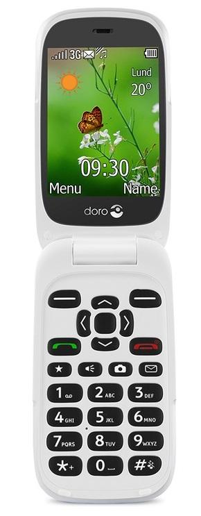Doro 6530 Flip Sim Free Mobile With Doro Connect