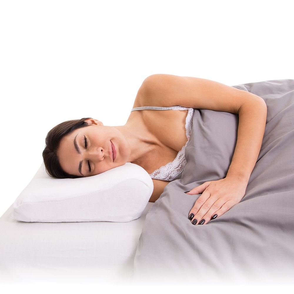 Back Support Pillow While Sleeping