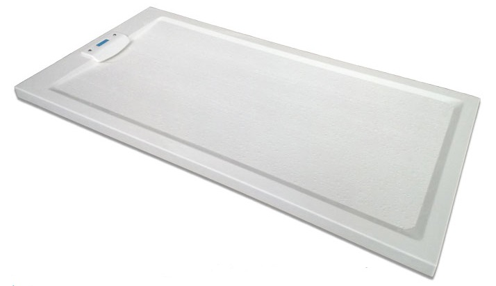 Gannet Low Level Bath Replacement Shower Tray 1