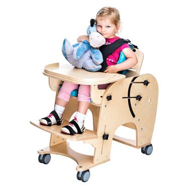 Jumbo Positioning Chair