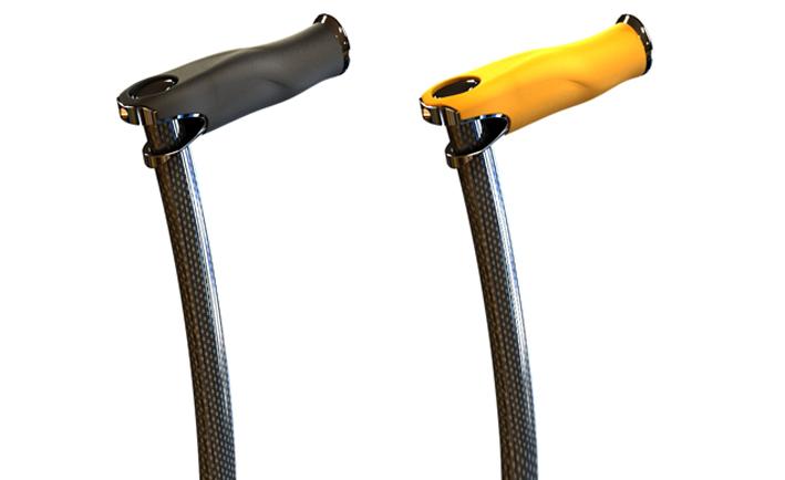 Indesmed Carbon Fiber Walking Stick Living Made Easy