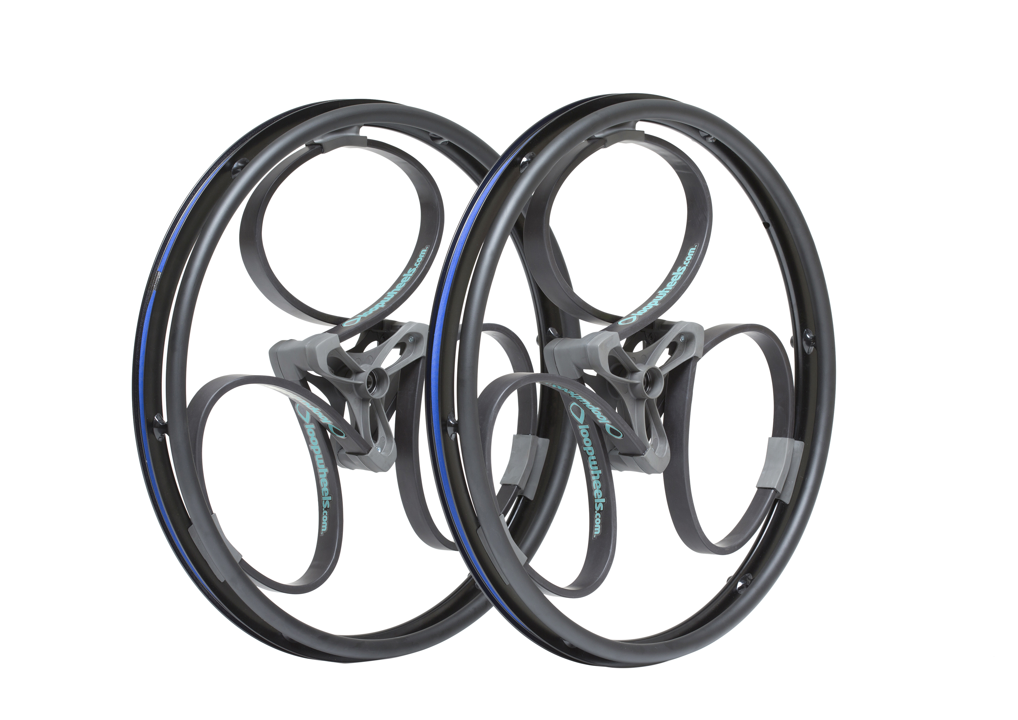 Loopwheels Carbon Suspension Wheels For Wheelchairs 1