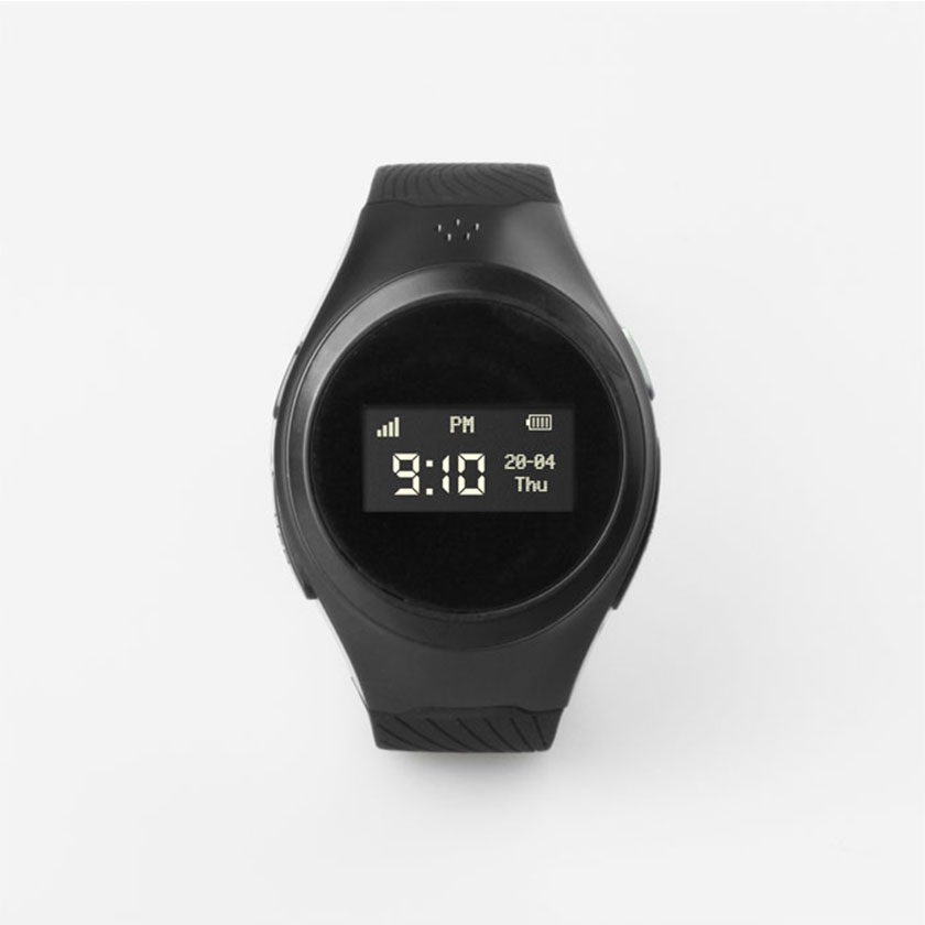 Assure Gps Tracking Watch With Phone And 2-way Communication