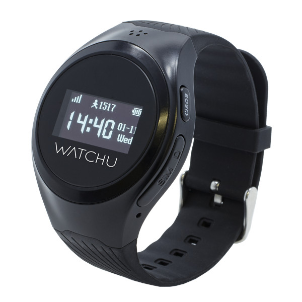 Watchu Gps Tracking Phone Watch