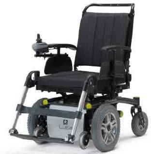 Luca Qlass Class 2 Powerchair