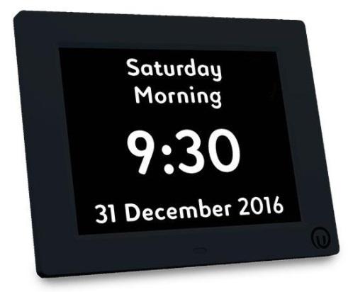 2-in-1 Calendar & Day Clock 2
