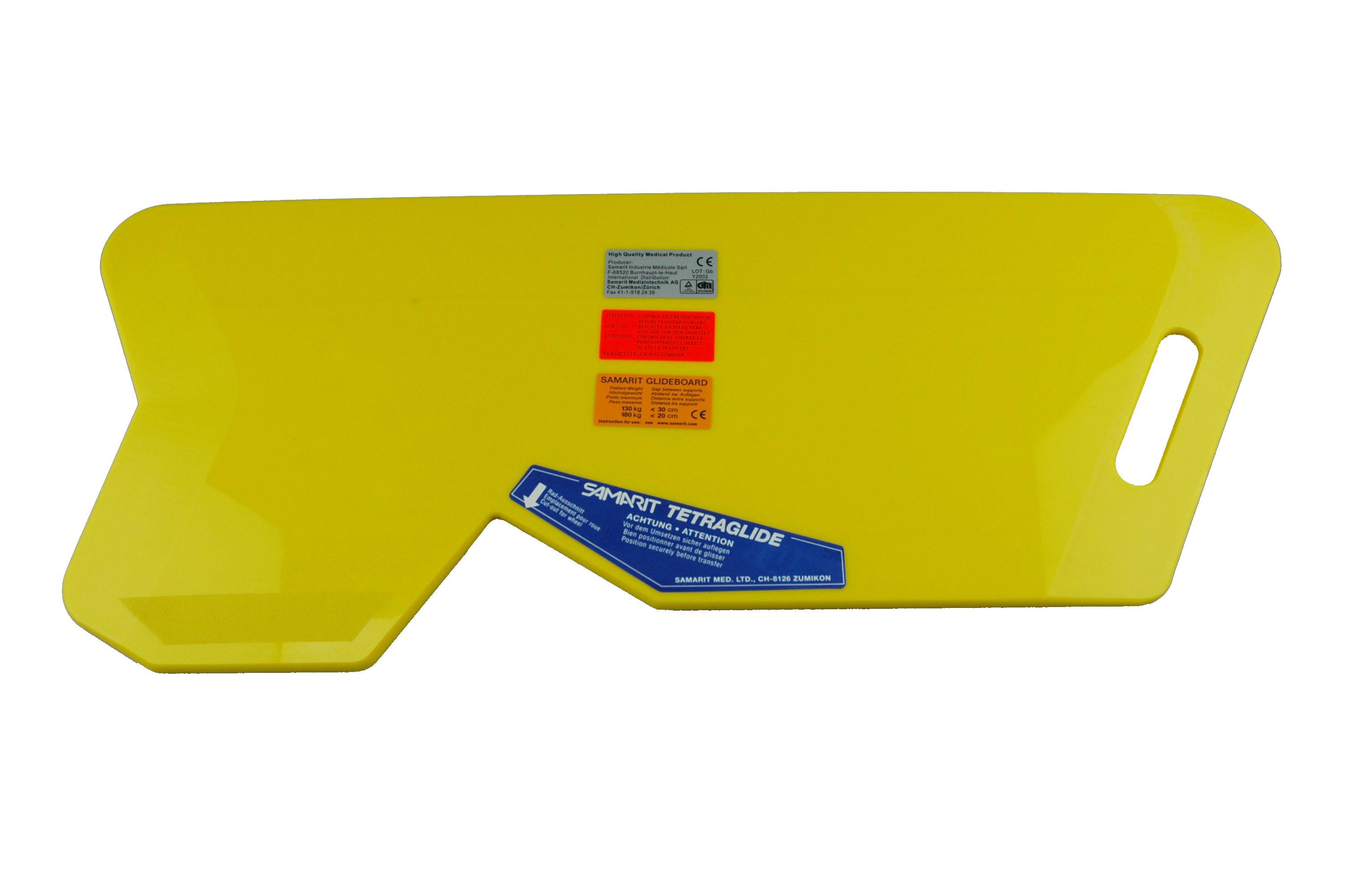 Tetraglide Sitting Transfer Board