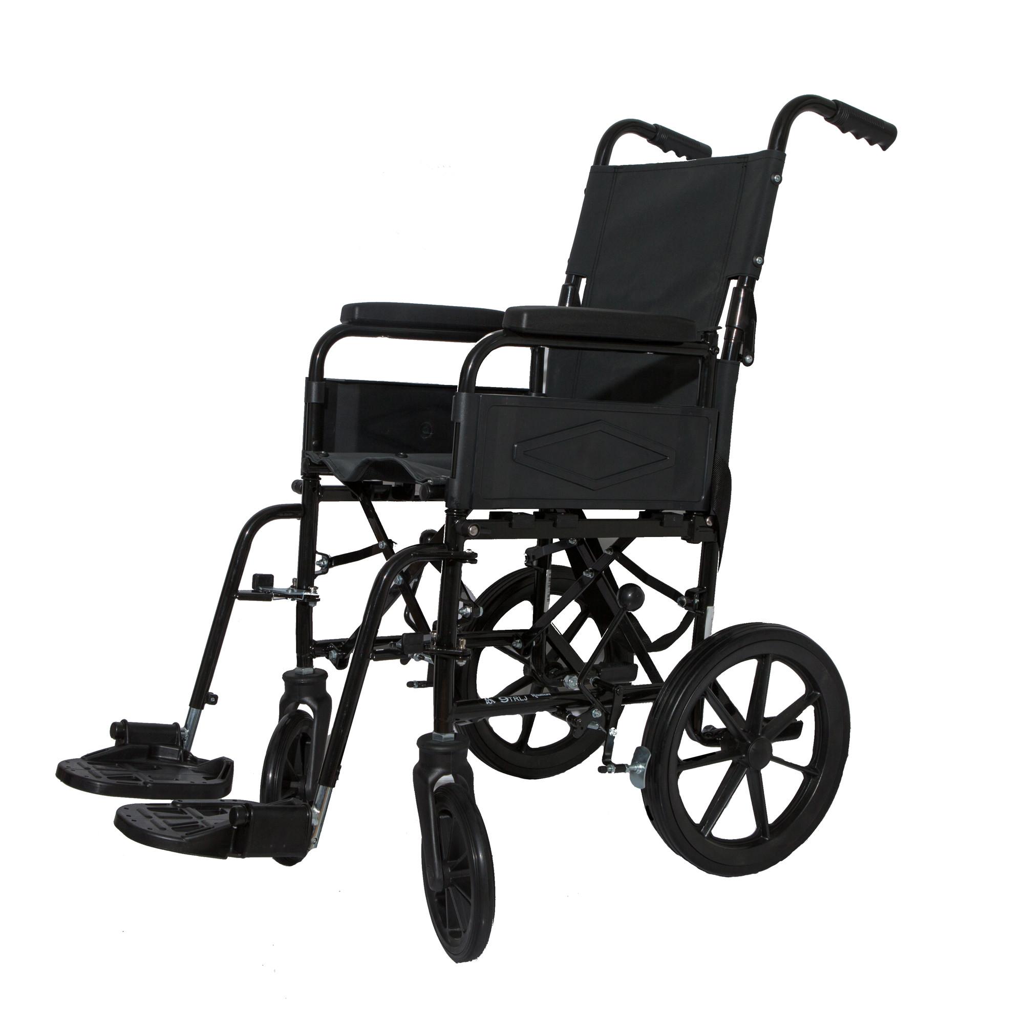 9trl Child Attendant Propelled Wheelchair 1