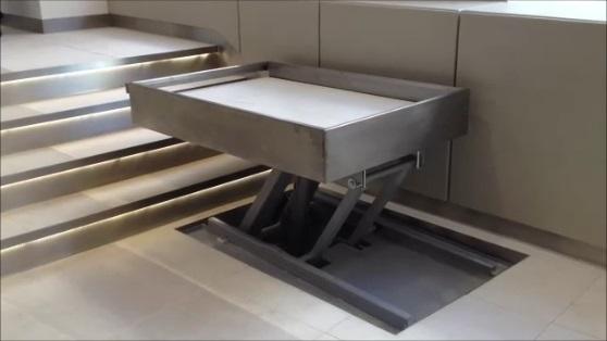 CantiLift Wheelchair Lift