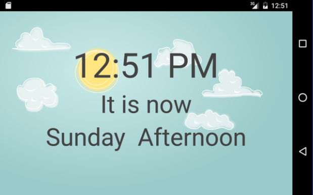 Dementia Clock 1